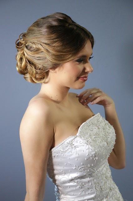 Свадебная прическа в Симферополе